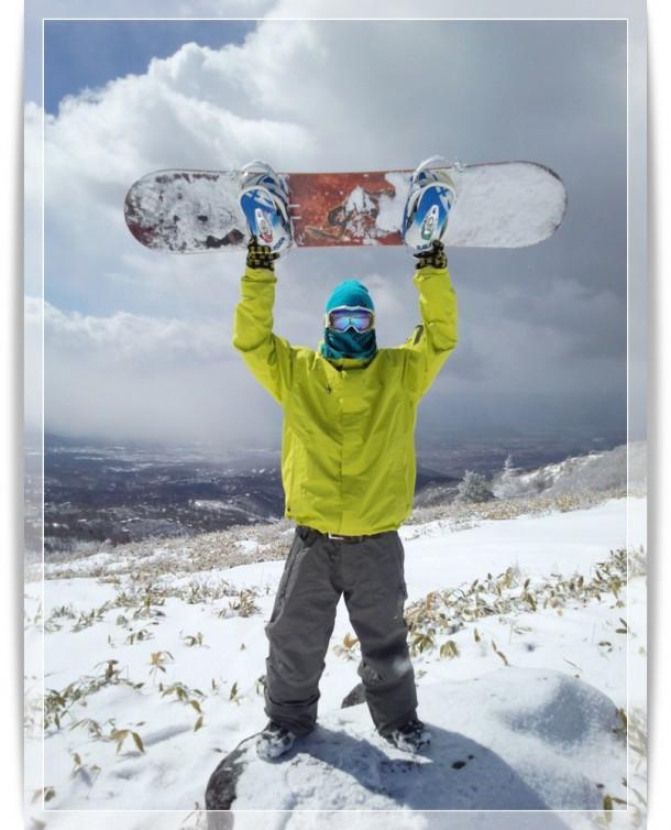 2IN1スキー場
