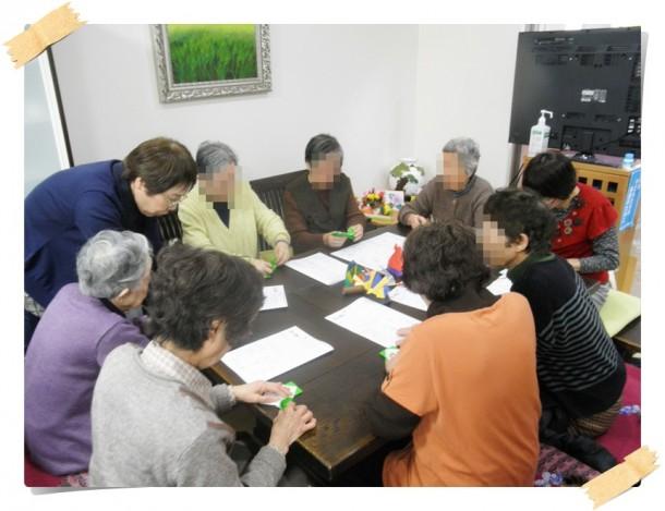 折り紙講座