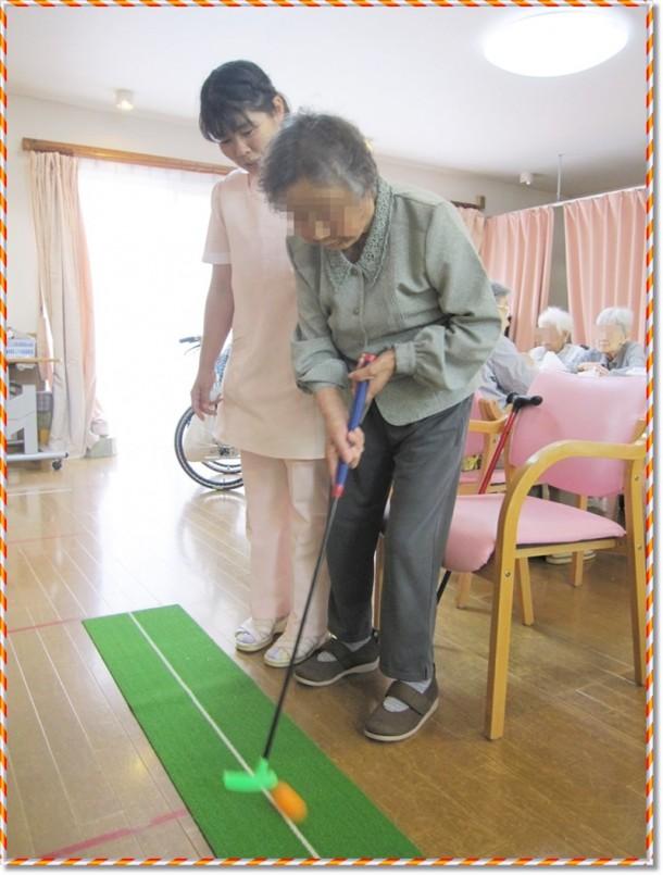 パターゴルフ♪
