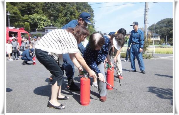 下小山田防災訓練