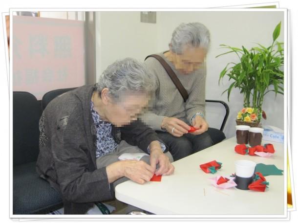 折り紙講座~イチゴを作ろう~