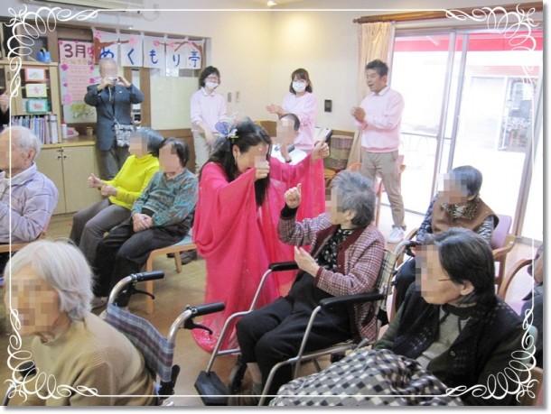 ボランティア様による歌の会