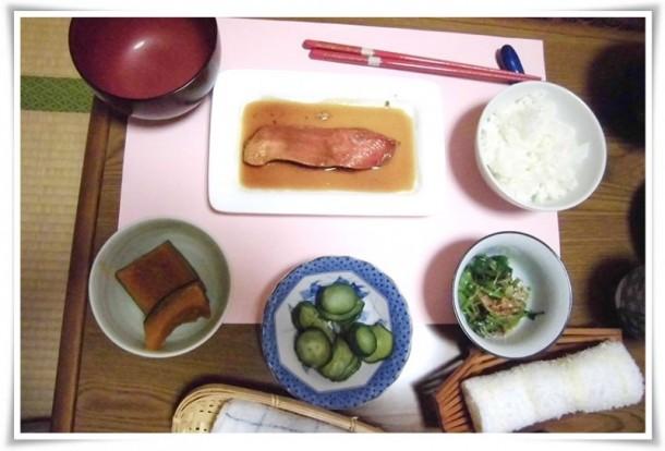 おふくろの味(^0_0^)