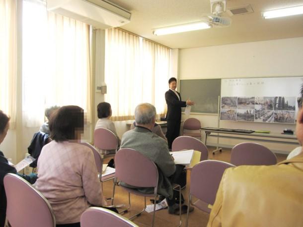 終活講座を開催