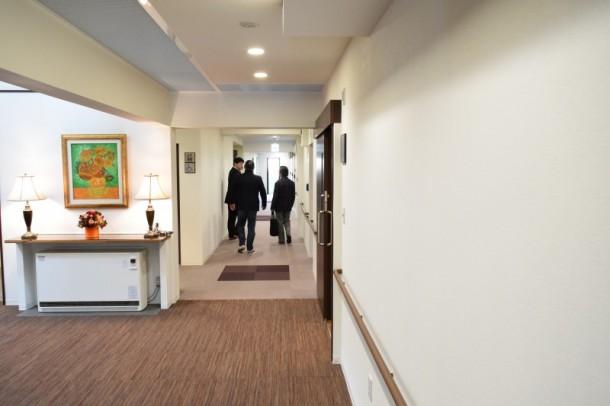 サービス付き高齢者向け住宅「清住の杜町田」内覧会