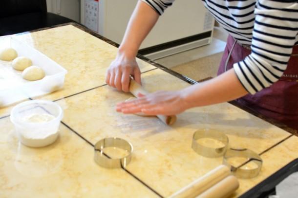 季節を味わう天然酵母のパン教室