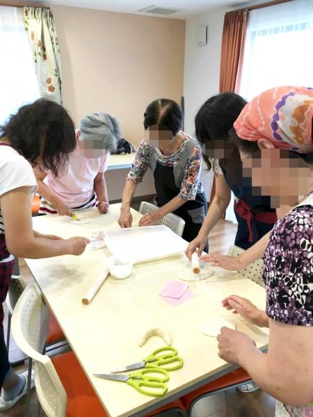 手作りパン教室