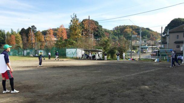 忠生地区ソフトボール大会